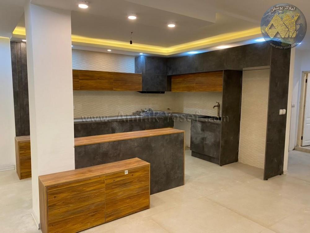 عمارت فول لاکچری محمودآباد کد 4581