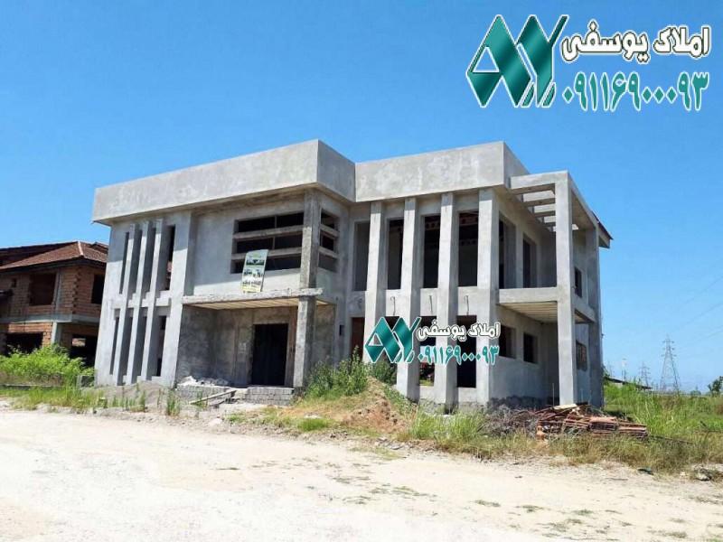 خرید و فروش ویلا بابلسر – ویلا شهرک خزرشهر – پیش فروش ویلا شمال