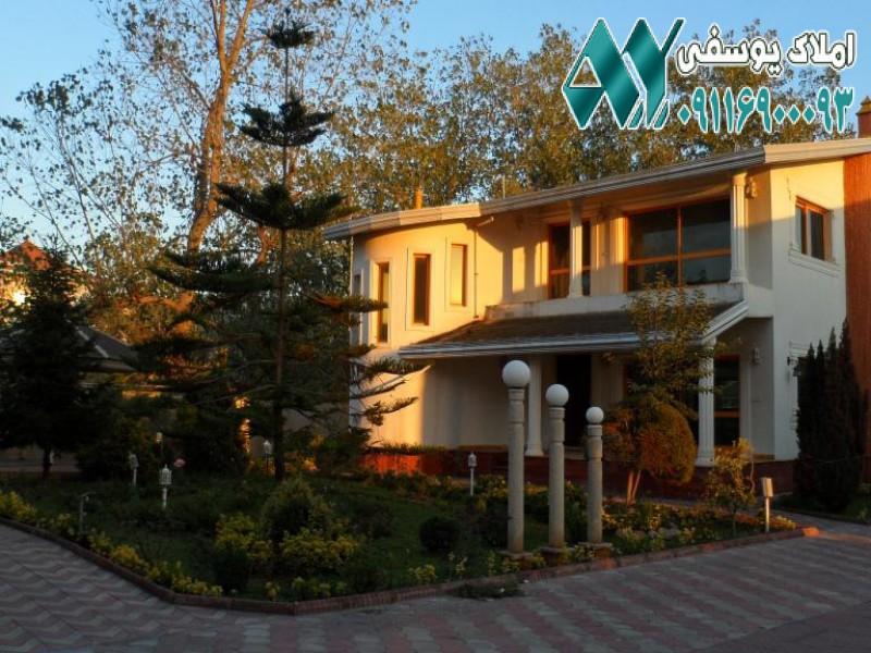 ویلا شهرک خزرشهر – ویلا در شمال – خرید ویلا بابلسر